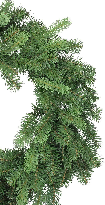 Unlit Northlight 15732729 30 Noble Fir Artificial Christmas Wreath