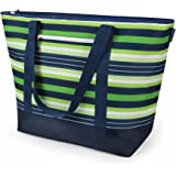 12 Gallon Insulated Mega Tote Bag: for Frozen Food, Perishables and Hot Food