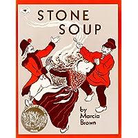 Image for Stone Soup (Aladdin Picture Books)
