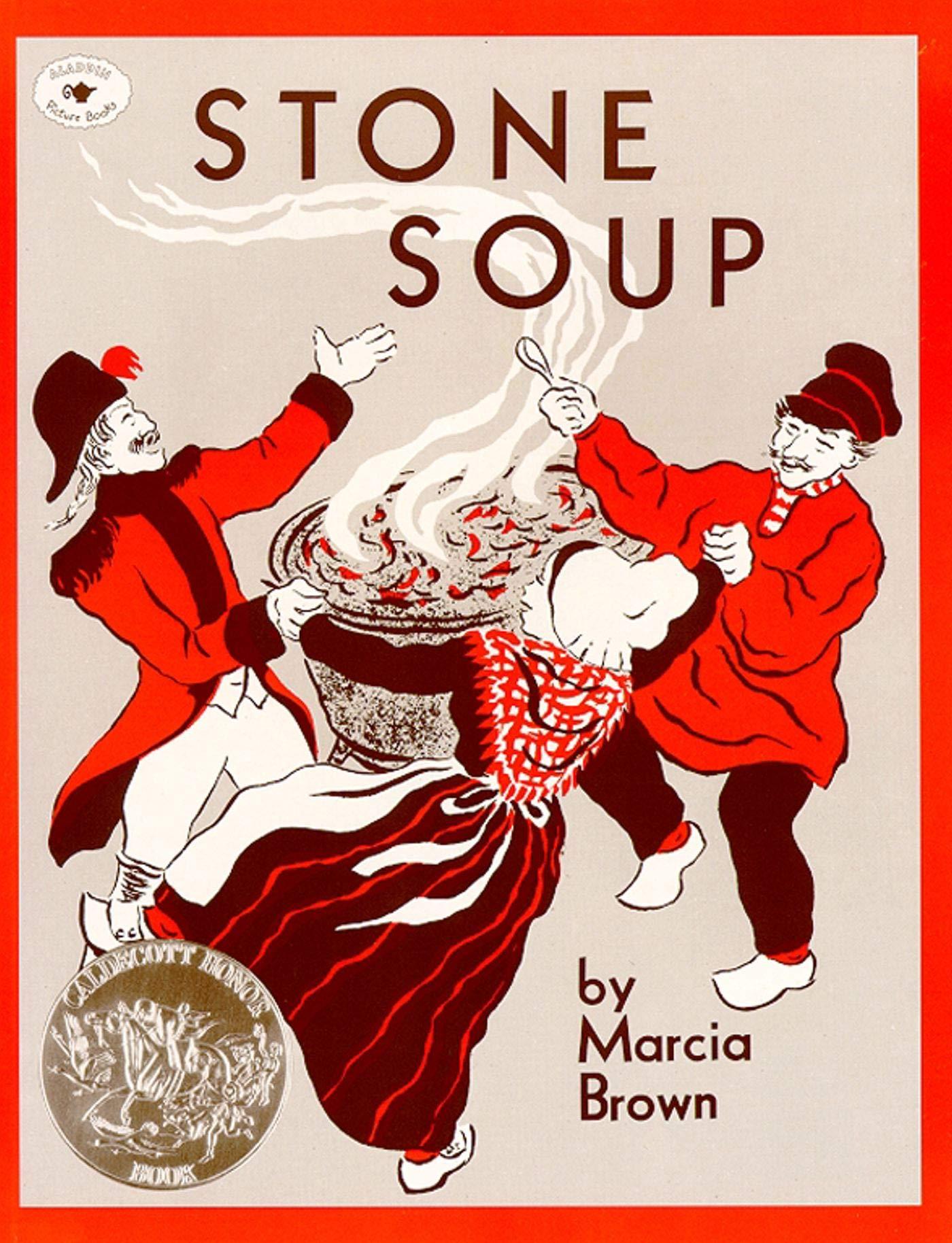 Stone Soup (Aladdin Picture Books): Brown, Marcia, Brown, Marcia:  9780689711039: Amazon.com: Books