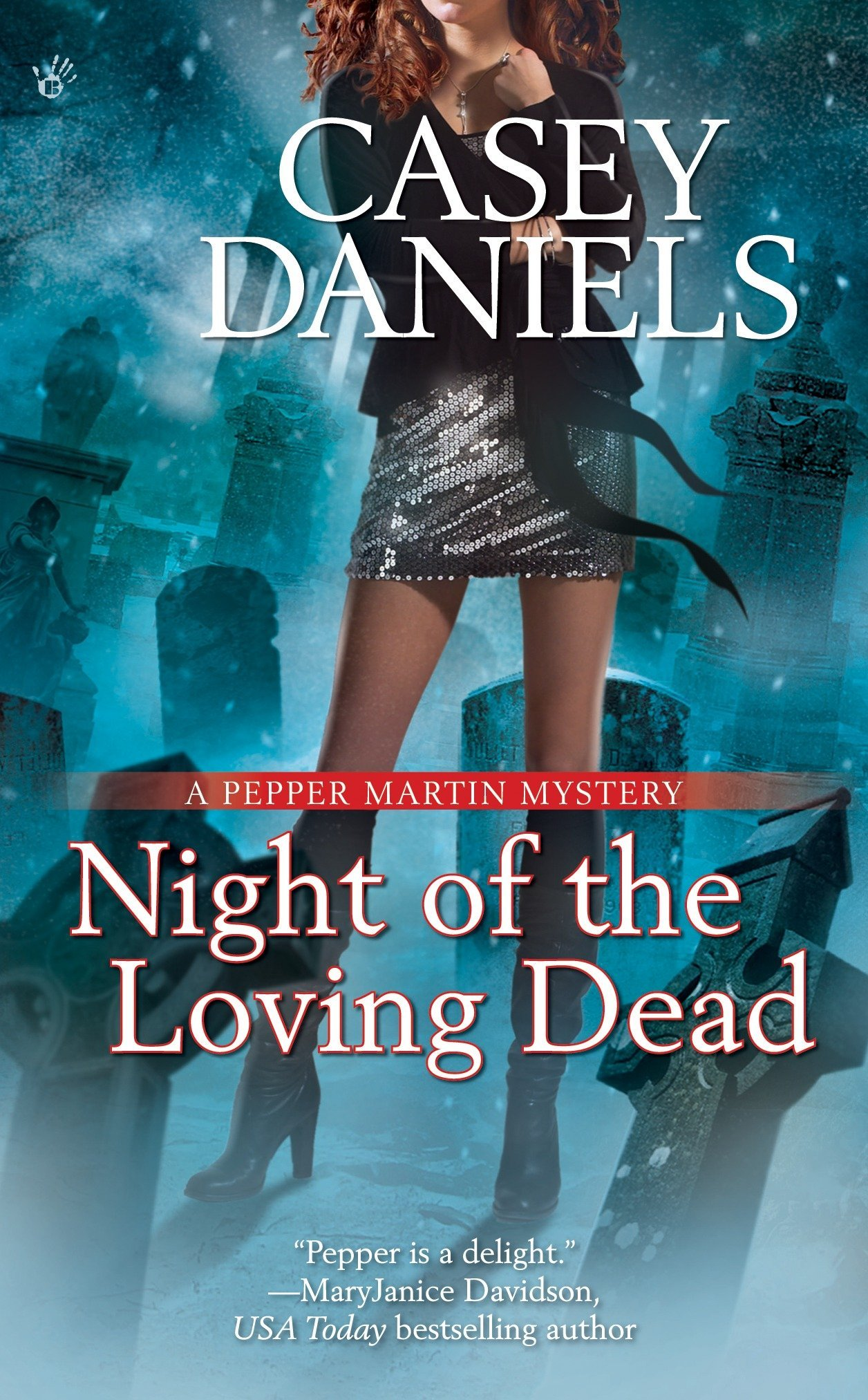Download Night of the Loving Dead (Pepper Martin Mysteries, No. 4) ebook