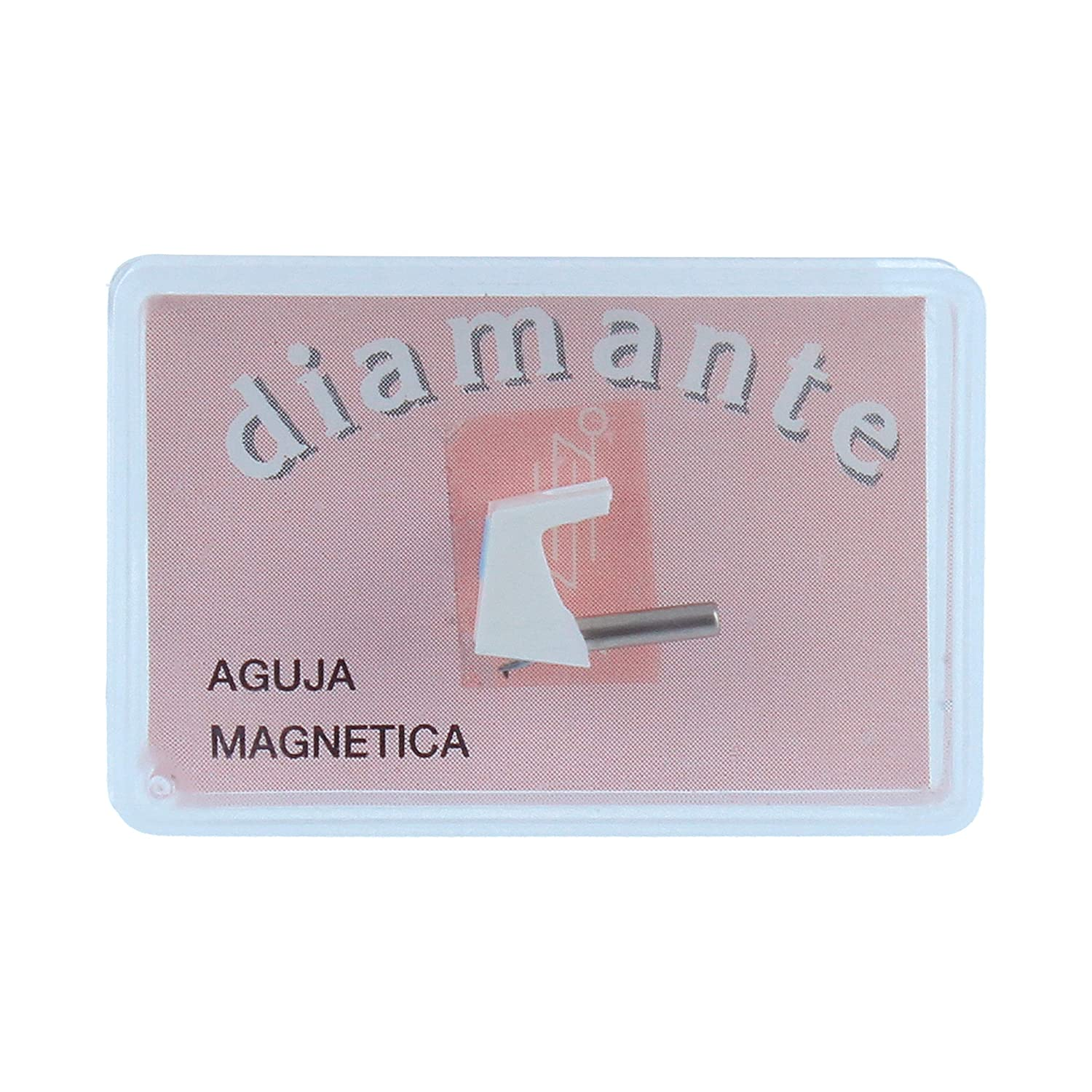 Aguja giradiscos Diamante AGD500 color gris