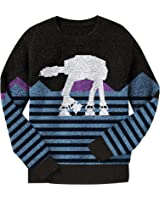 Mighty Fine Men's AT-AT Star Wars Sweater