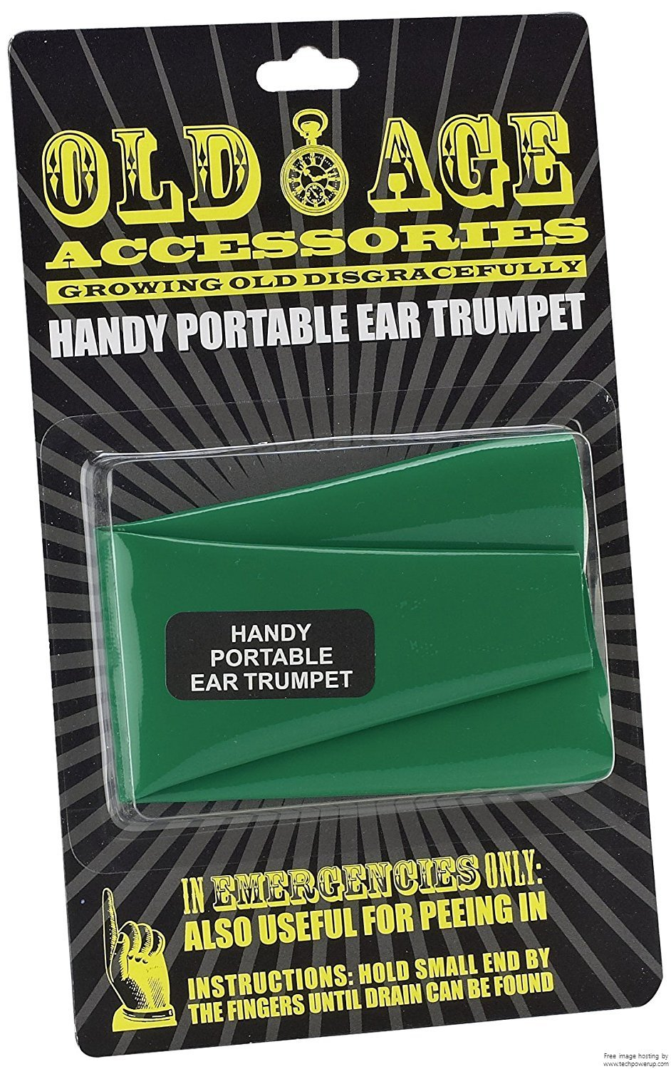 Boxer Gifts Old Age Ear Trumpet