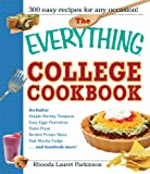 The Everything College Cookbook: 300 easy recipes for any occasion!
