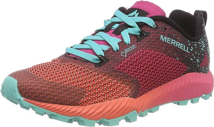 Merrell All out Crush 2 GTX, Zapatillas de Running para Asfalto ...