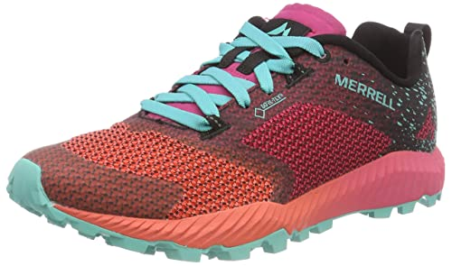 Merrell All out Crush 2 GTX, Zapatillas de Running para Asfalto para Mujer: Amazon.es: Zapatos y complementos