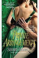 Private Arrangements (The London Trilogy Series Book 2) Kindle Edition