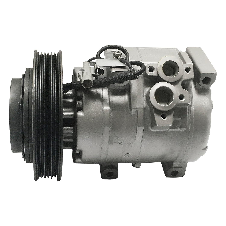 RYC Remanufactured AC Compressor and A/C Clutch GG391 RY AC Compressors