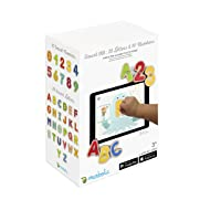 Marbotic Smart Kit (Numbers + Letters) - Interactive learning toys for tablets