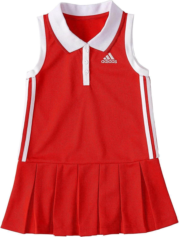adidas Girl's Max 42% OFF Sleeveless Polo store Toddler Dress Kids Little
