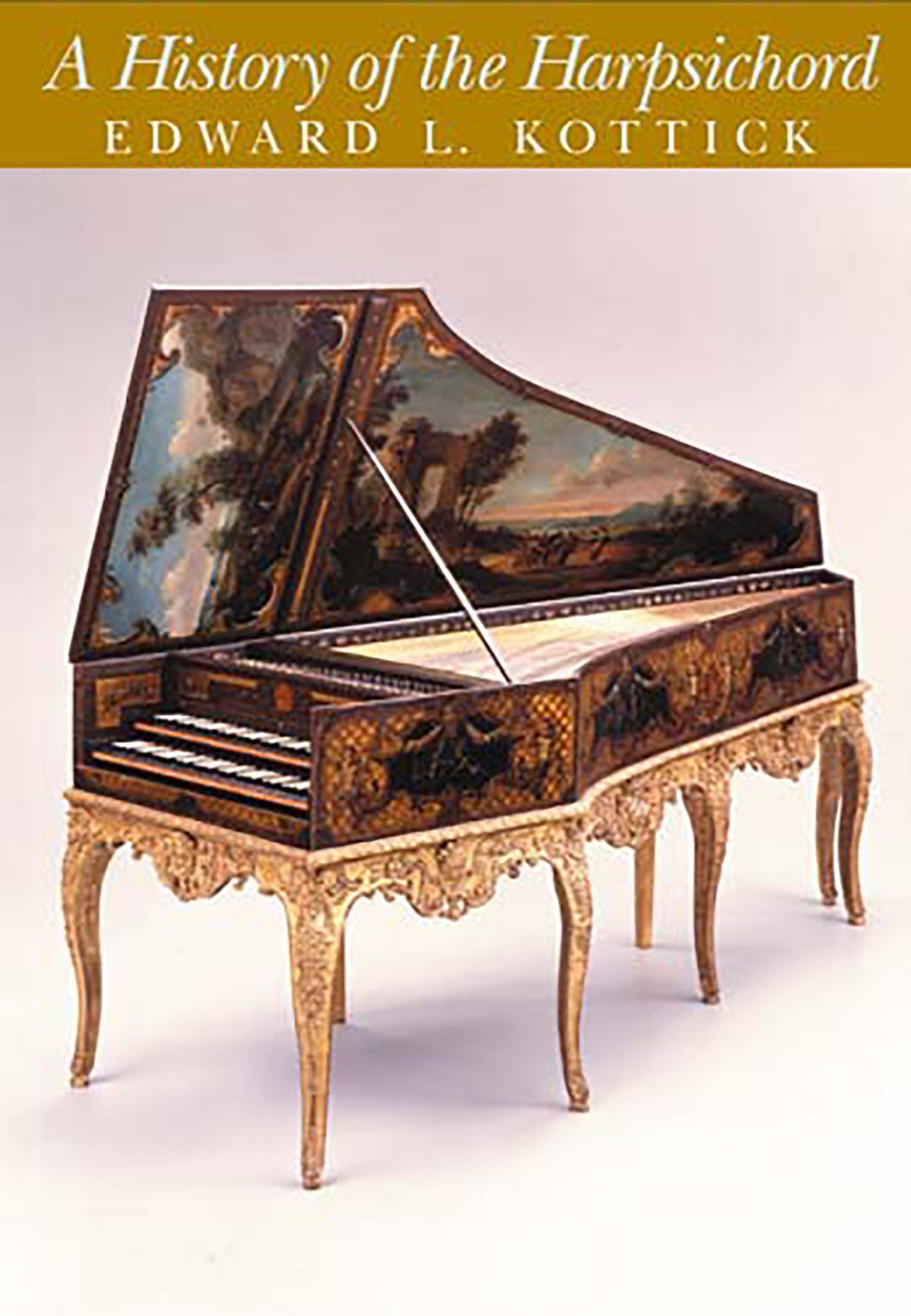 A History of the Harpsichord + CD pdf epub