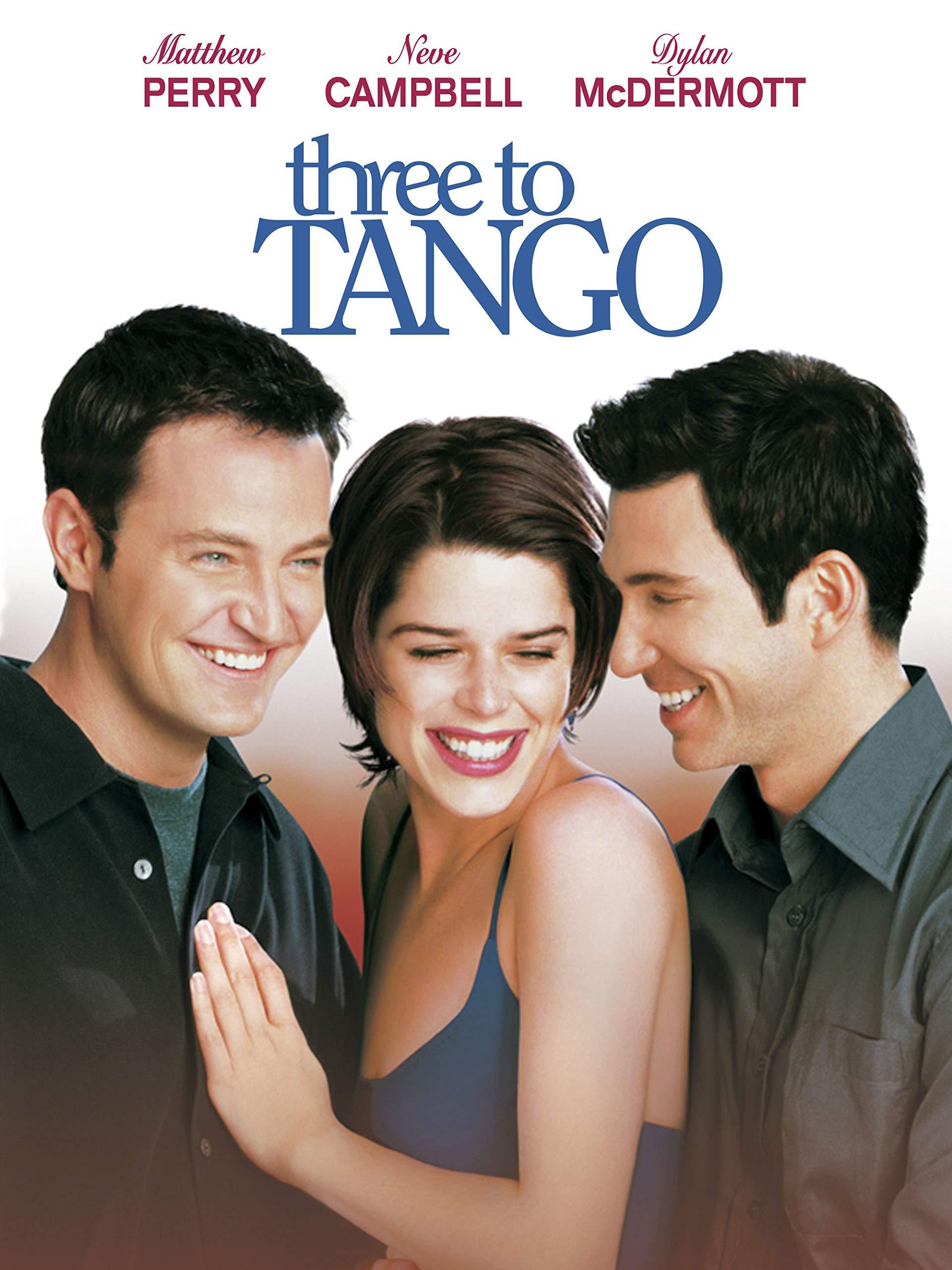 watch three to tango 1999 free online