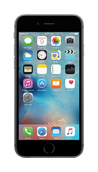 Apple iPhone 6s (Space Grey, 16GB)  Amazon.in  Electronics e1c1a024d697