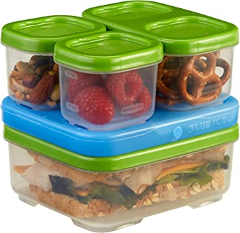 Rubbermaid LunchBox Sandwich Kit, Food Storage Container