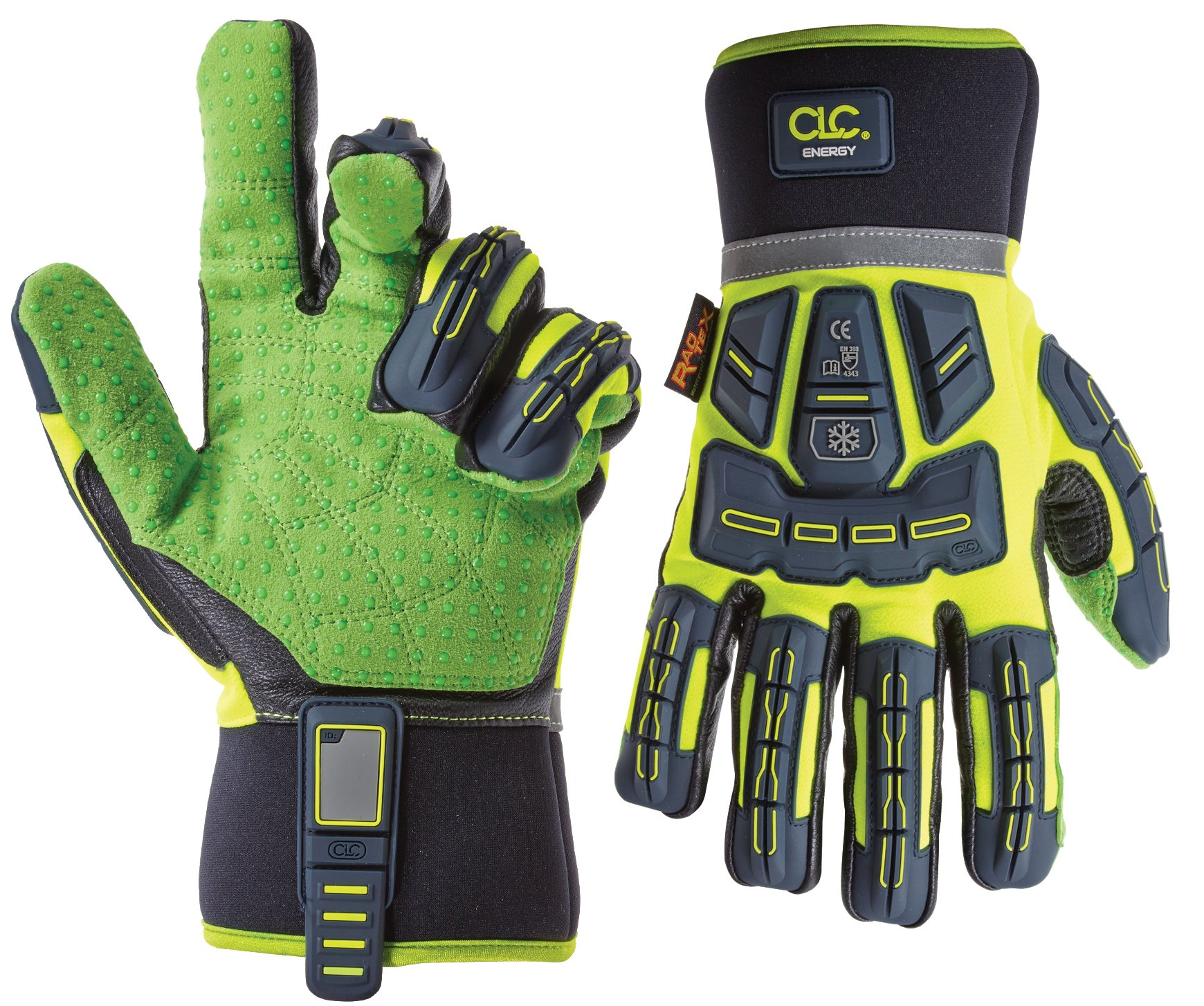 CLC Custom Leathercraft 610X CLC Custom Leathercraft Winter Energy Oil and Gas Gloves, X-Large