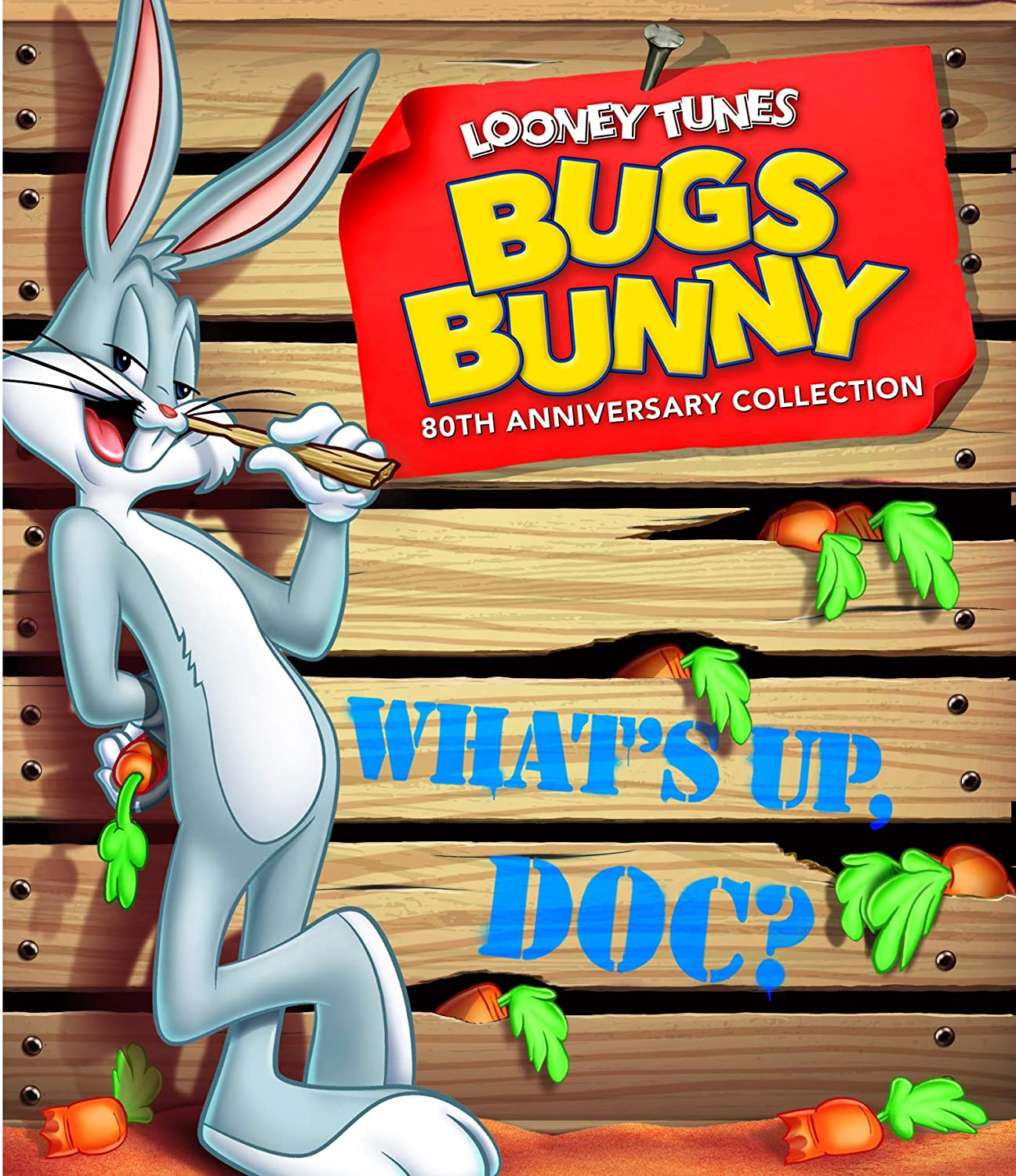 Bugs Bunny Front Cover