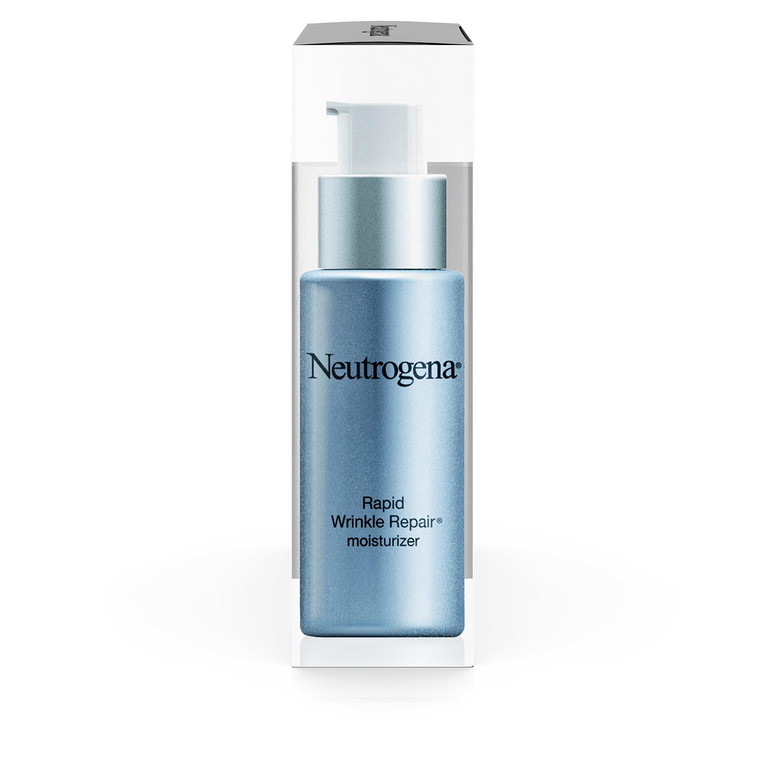 Neutrogena Rapid Wrinkle Repair Anti-Wrinkle Retinol Daily Face Moisturizer, with SPF 30 Sunscreen, 1 fl. Oz by Neutrogena (Image #10)