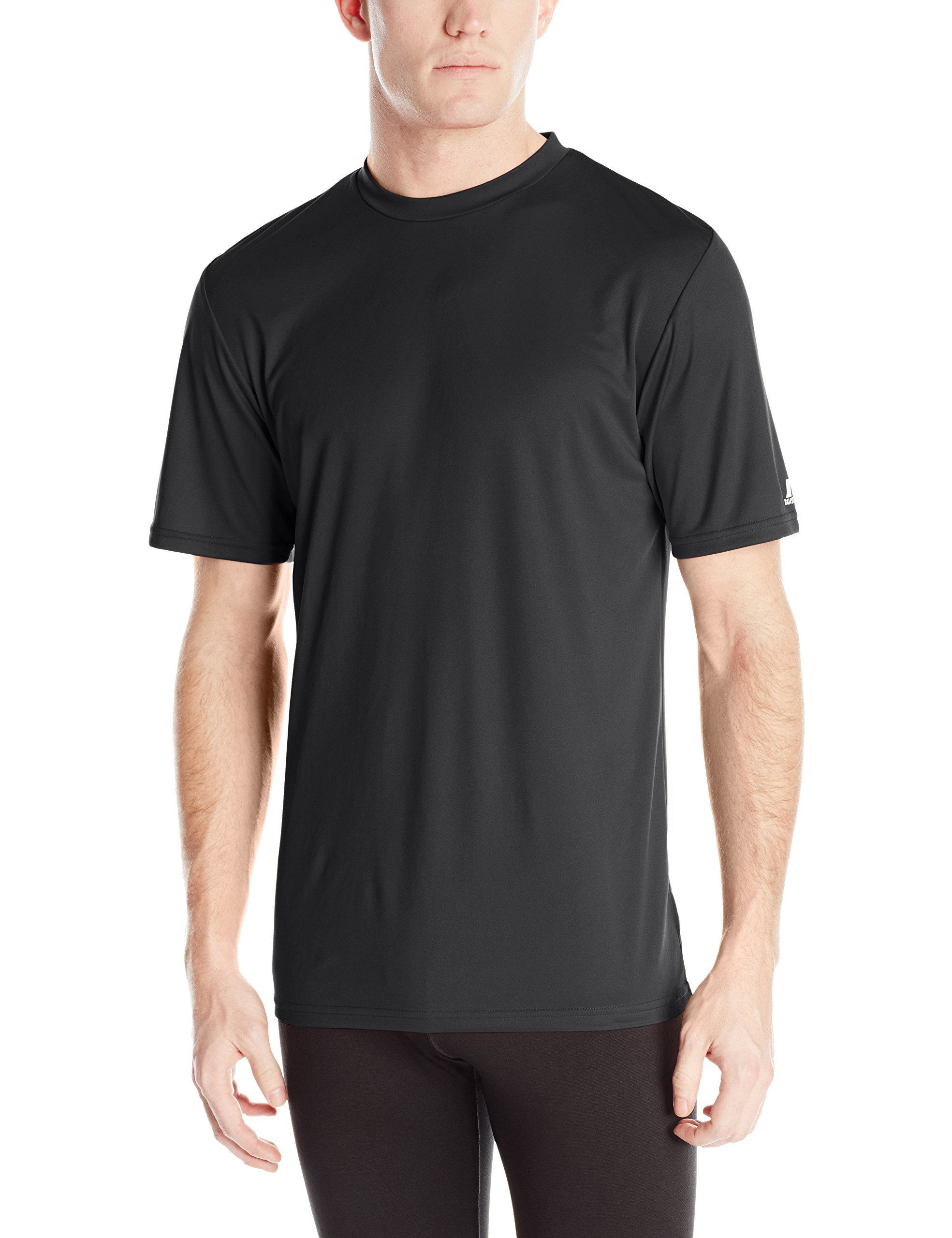 Russell Athletic Men's Performance T-Shirt, Black, X-Large by Russell Athletic