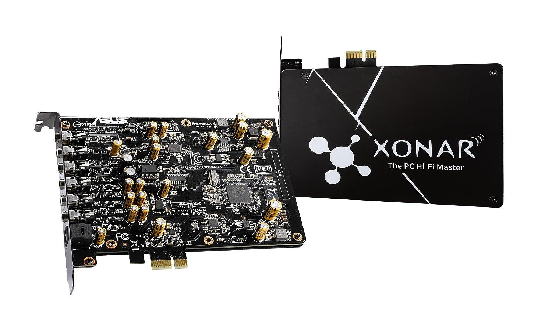 ASUS Xonar Ae Interno 7.1 Canales PCI-E - Tarjeta de Sonido ...