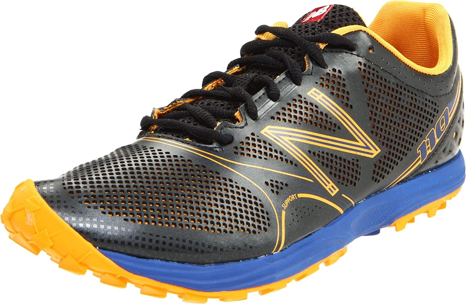 New Balance MT110 Mens Black Trail Running Shoes NewDisplay