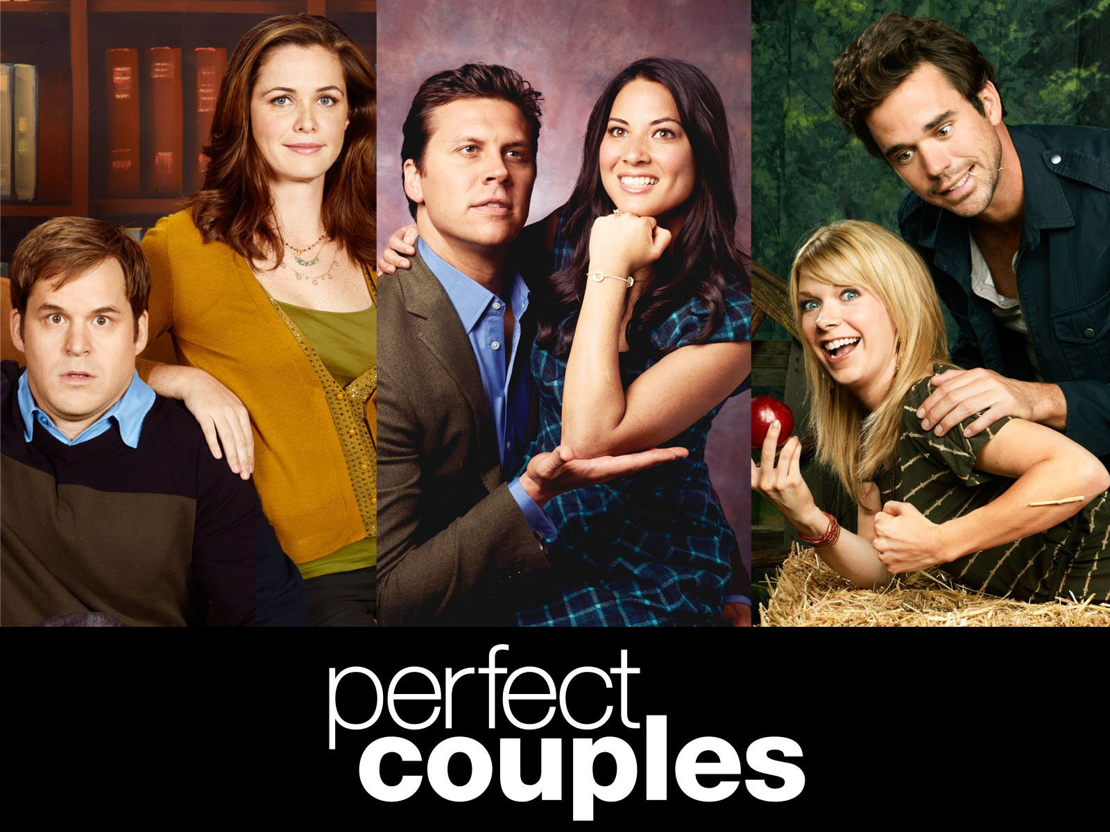 Tv series couples