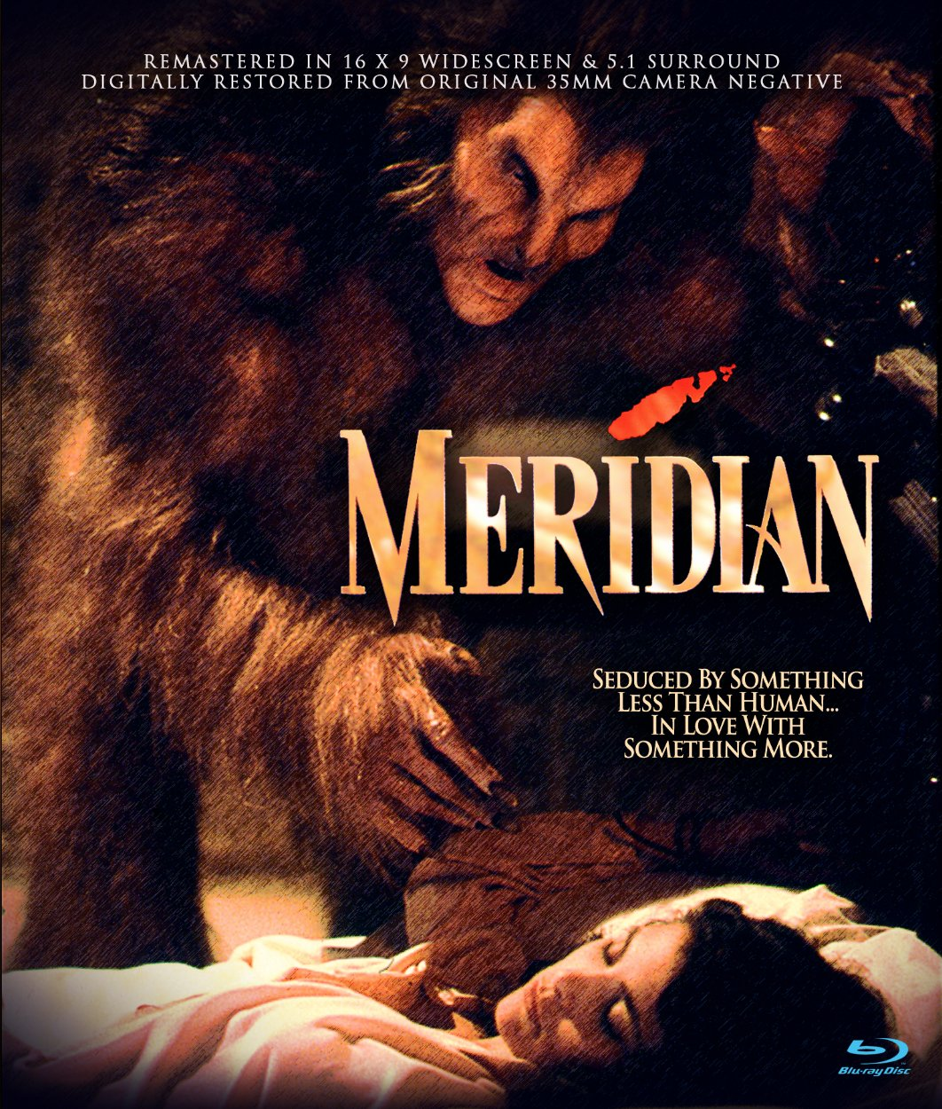 Meridian Blu-ray by Full Moon Features