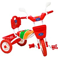 KGC Networks Kids New & Imported Baby Musical Toy Tricycle with Durable Structure & Never Ending Features