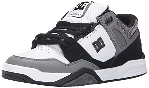 Buy DC Men's Stag 2 Lace Up Skate Shoe