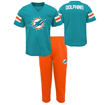 5bd2e137 NFL by Outerstuff NFL Miami Dolphins Kids Training Camp Short Sleeve ...