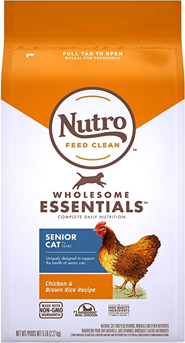 Top 9 Nutromax Senior Cat Food