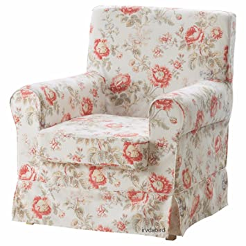 Ikea Bezug Jennylund Fur Ektorp Sessel Abnehmbarer Sesselbezug