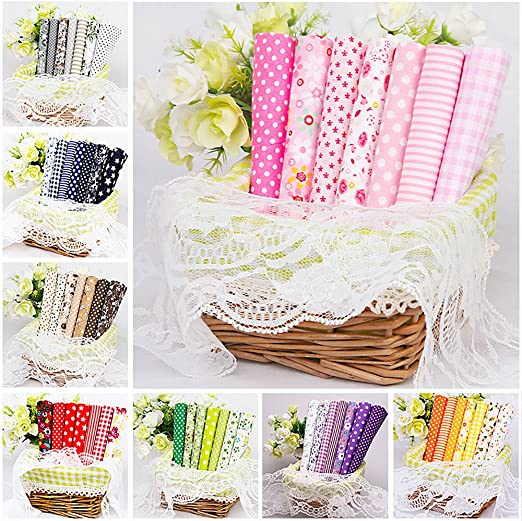 Tissus Tela de algodón telas telas patchwork trimestre paquetes ...