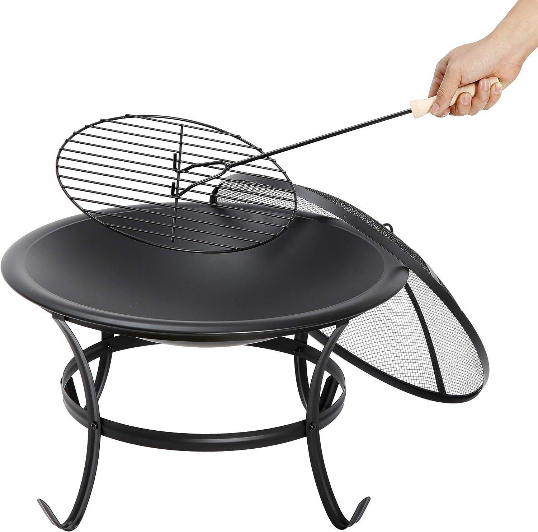 ghdonat.com Patio, Lawn & Garden Fire Pits ZENY Fire Pit 22 ...