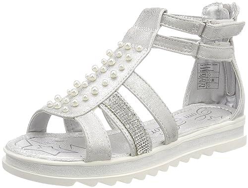TOM TAILOR 4871101, Sandalias de Gladiador para Niñas