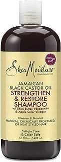 product image for Shea Moisture Sheamoisture Jamaican Black Castor Oil Strengthen & Restore Shampoo, 16.3 Oz