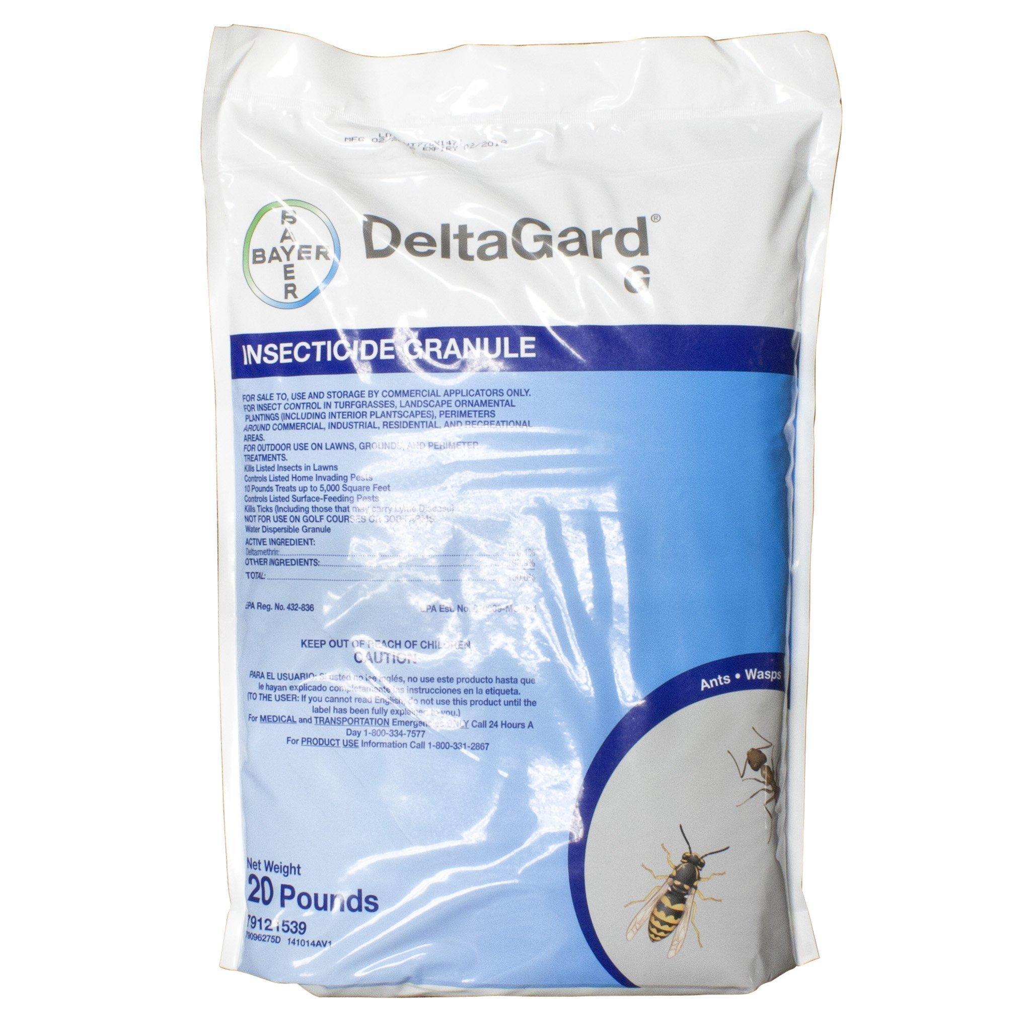 Delta Gard Granules 20 lb bag