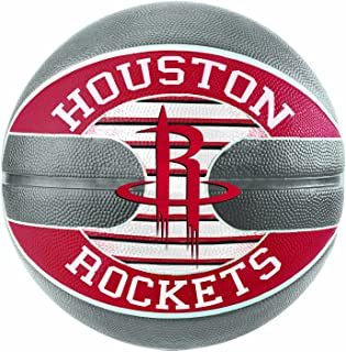 Spalding NBA Team Houston Rockets SZ.7 (83-589Z) - Mehrfarbig