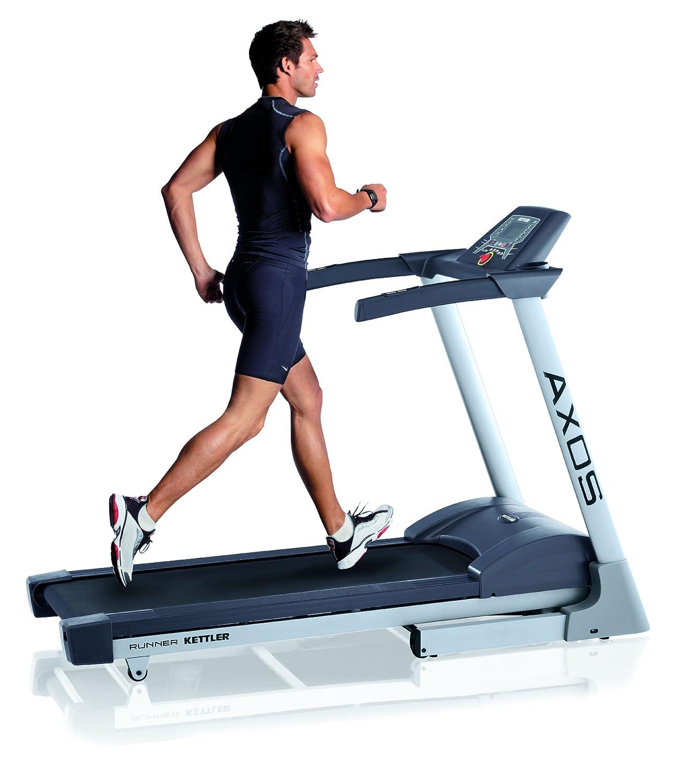 Vorstellung: Kettler Laufband Axos Runner/Sprinter