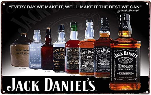 Amazon.com: LIPTOR Jack Daniels Beer Alcohol Drinking Group ...