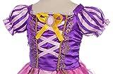 Dressy Daisy Girls' Princess Rapunzel Dress up