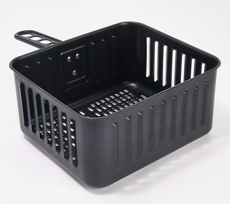 PowerXL Air Fryer Basket w/Handle for 6-qt Pro XLT Air Fryer Oven