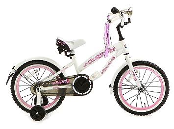 16 Zoll Fahrrad Kinderfahrrad Stützräder Rücktrittbremse Jungen Mädchen Cruiser