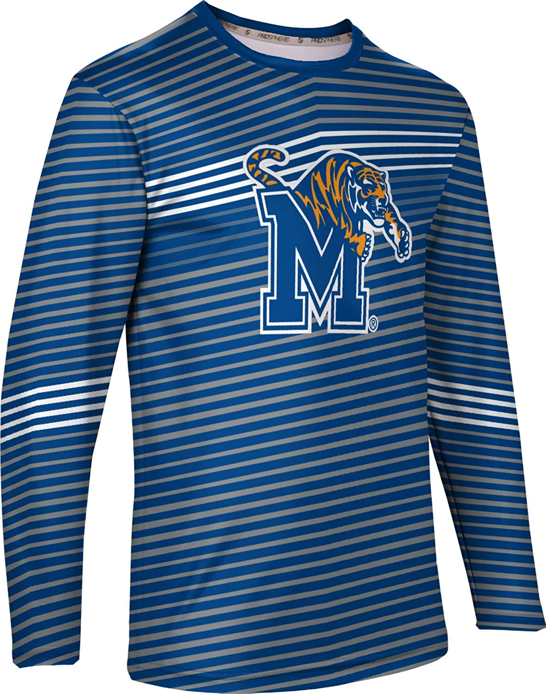 ProSphere University of Memphis Mens Long Sleeve Tee Vector