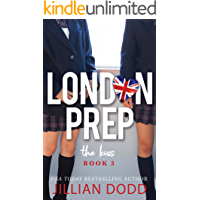 The Kiss (London Prep Book 3)
