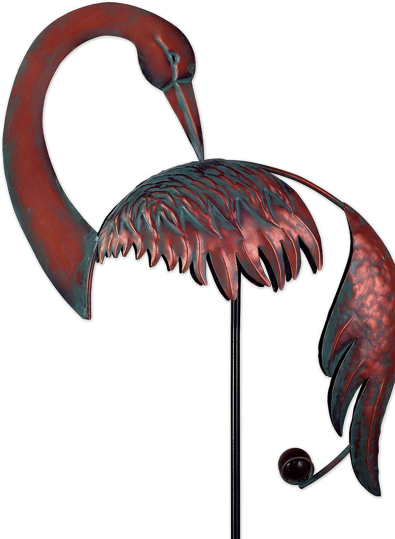46-Inch Crane Sunset Vista 93484 Nature in Motion Balancer Garden Stake