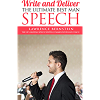 Write and Deliver the Ultimate Best Man Speech