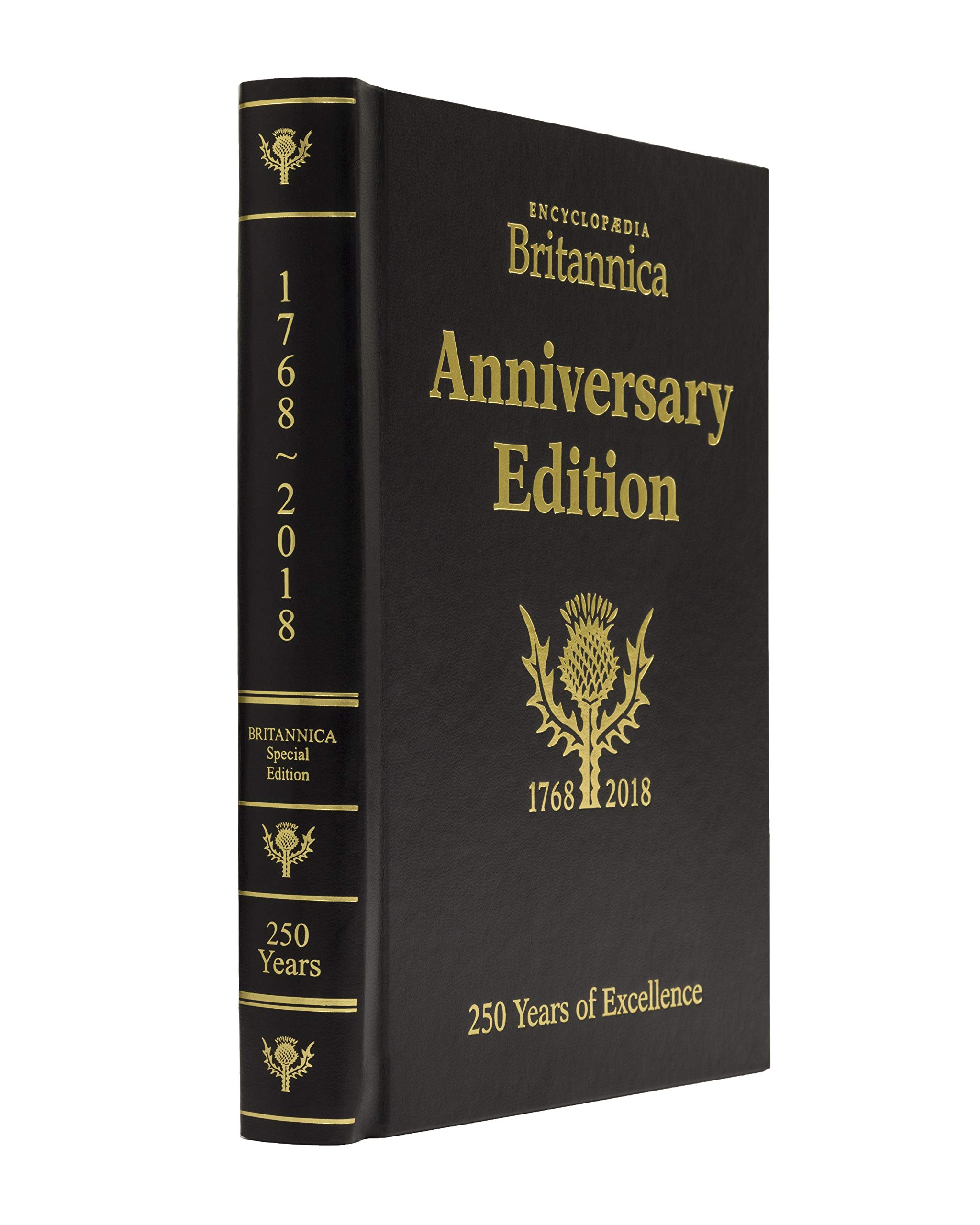 Britannicas 250th Anniversary Collector's Edition: Our Final