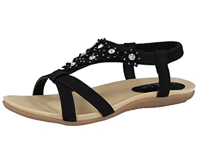 bb916bd05312b Jo & Joe , Mädchen Damen Slingback Sandalen: Amazon.de: Schuhe ...
