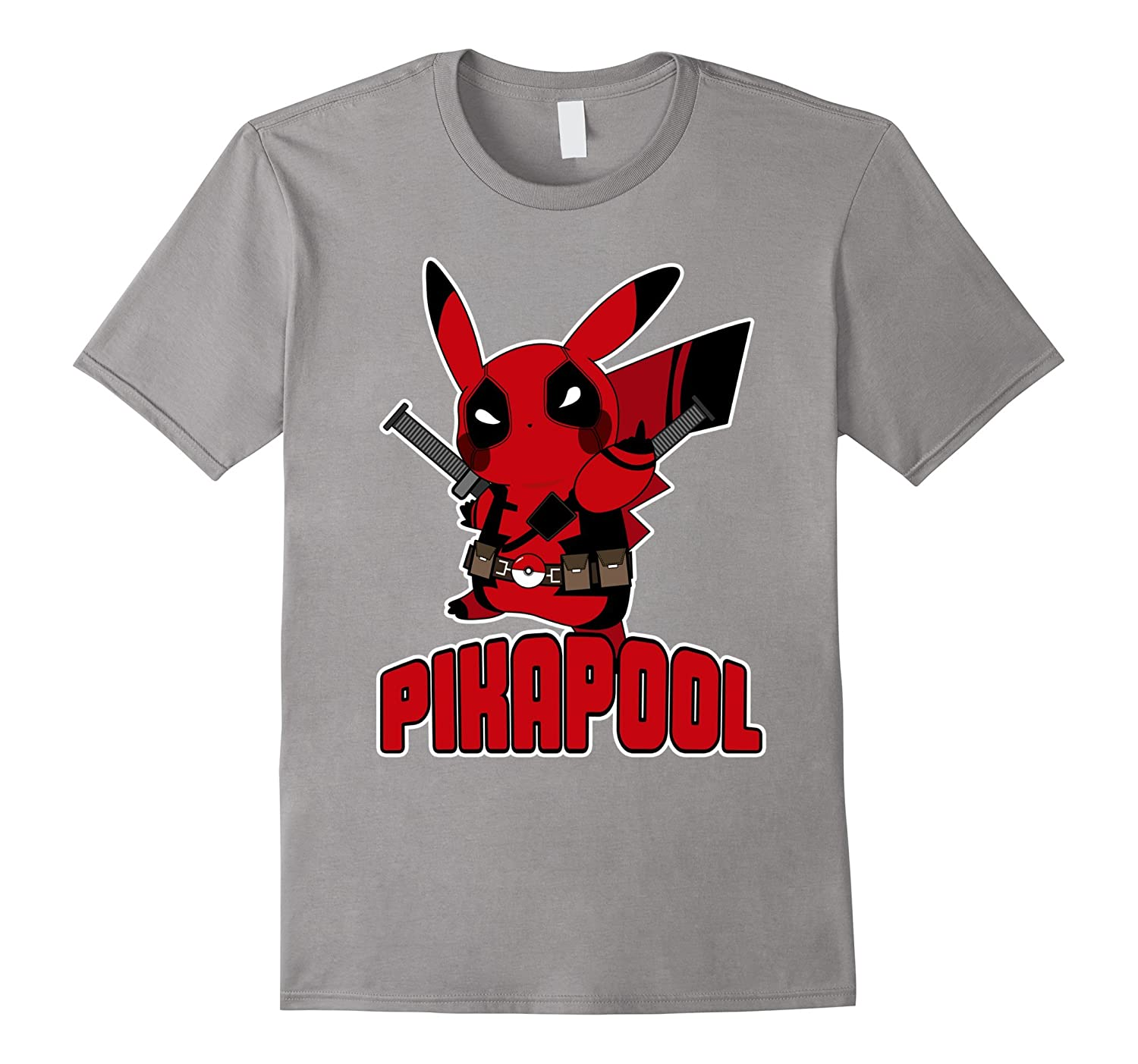 bffbbc74 Pikapool T-shirt Dark color Tee-RT – Rateeshirt